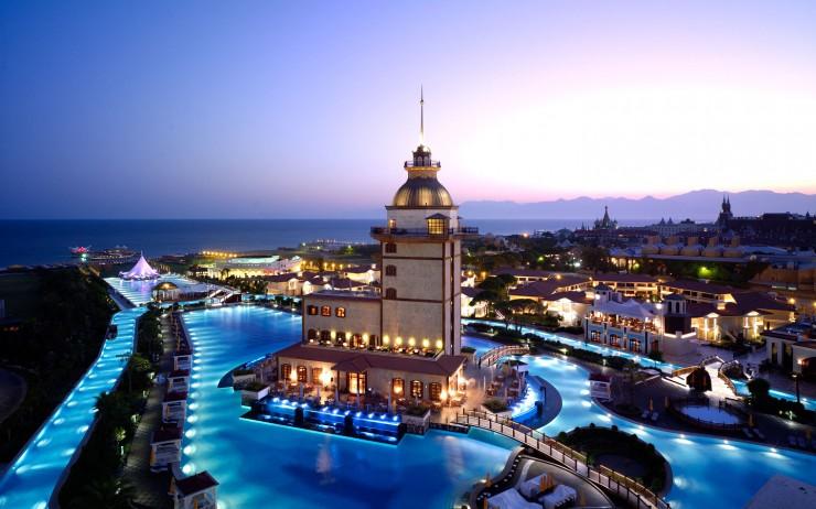 6. Mardan Palace, Antalya, Turkey